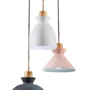 lámpara de techo nórdico
