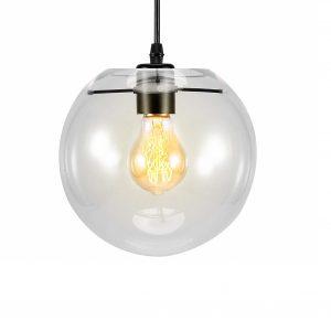 lámpara techo redonda